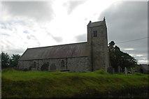SH3537 : Eglwys Y Groes Sanctaidd - Church of the Holy Cross by Alan Fryer