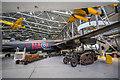 TL4646 : Avro Lancaster, Imperial War Museum, Duxford, Cambridgeshire by Christine Matthews