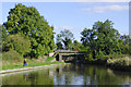 SJ8902 : Bridge No 3A near Pendeford, Wolverhampton by Roger  Kidd