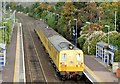 J3775 : NIR Sandite train, Sydenham - October 2015(1) by Albert Bridge