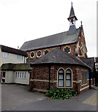 SP2764 : Catholic Church of St Mary Immaculate, Warwick  by Jaggery
