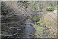 SD9952 : Footbridge over Eller Beck by N Chadwick