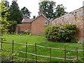 SO5163 : Berrington Hall - walled garden by Chris Allen