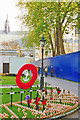 TQ3079 : Garden of Remembrance, November 1996, outside Westminster Abbey by Ben Brooksbank