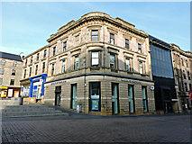 NS4864 : Bank of Scotland at Paisley Cross by Thomas Nugent