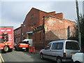 SD9013 : Former Drill Hall - Baron Street by John M