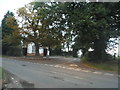 TQ0192 : Crossroads on Rickmansworth Road, Horn Hill by David Howard