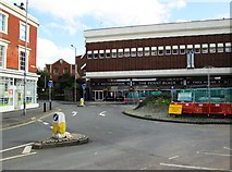 SO8376 : Redevelopment of the Bull Ring area (2), Kidderminster by P L Chadwick