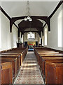 TM1861 : Inside St.Andrew's Church by Adrian Cable