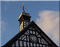 SO7193 : Bridgnorth Town Hall by Ian Taylor
