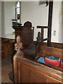 TM1861 : Pulpit of St.Andrew's Church by Adrian Cable