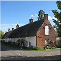 TL3464 : Boxworth: Long Row by John Sutton