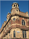 SO8455 : Ornate building facade by Philip Halling