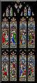 SO8318 : Window n.XIII, Gloucester Cathedral by Julian P Guffogg