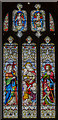 SO8318 : Window n.XI, Gloucester Cathedral by Julian P Guffogg