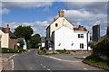 SO6424 : Bromsash crossroads by Stuart Wilding