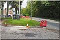 TQ1364 : Portsmouth Road, Esher by Alan Hunt