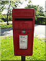 TM1762 : Low Road Postbox by Adrian Cable