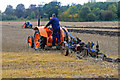 TL2237 : Ploughing demonstration by Chris Allen