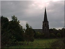 SK3442 : Duffield church by Tim Glover