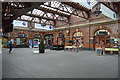 SP0786 : Forecourt, Moor Street Station by N Chadwick