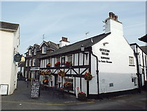 SD3598 : The Queen's Head, Hawkshead by Malc McDonald
