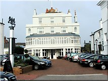 TQ5839 : Royal Wells Hotel, Tunbridge Wells by Chris Whippet