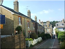 TQ5838 : Warwick Road, Tunbridge Wells by Chris Whippet