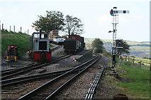 SS6846 : Lynton and Barnstaple Railway by Martin Bodman