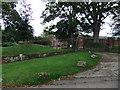 NY5342 : Nunnery Gates by David Brown