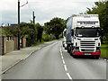 TL8682 : Scania R480 near Thetford by David Dixon