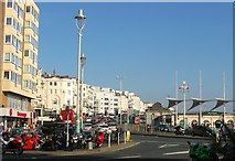 TQ3103 : Marine Parade, Brighton by Simon Carey