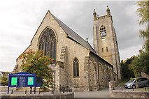 SJ0566 : St Mary's Church, Denbigh by Jeff Buck