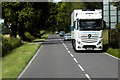 TL8675 : Mercedes Actros Travelling South on the A134 by David Dixon