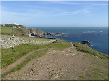 SW6911 : Path to the Lizard from Lizard Point by David Smith