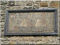 NT9952 : Inscription, former Tweedmouth National School by Graham Robson