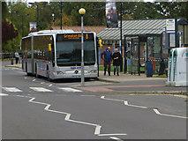 SE6451 : Grimston Bar Park and Ride, York by Paul Harrop