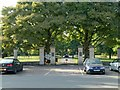 SK7081 : Entrance to Kings Park by Alan Murray-Rust