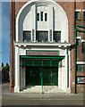 SK7080 : Majestic Theatre, Retford – main entrance by Alan Murray-Rust