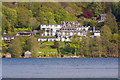 SD3892 : Beech Hill Hotel by Ian Capper