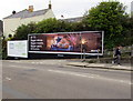SW8144 : JCDecaux advertising boards in Truro by Jaggery