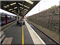 SW8144 : Waiting for the Falmouth train, platform 1, Truro by Jaggery