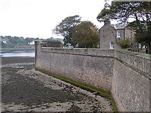 NU0052 : The ramparts of Berwick by Oliver Dixon