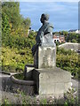 NZ2664 : Statue of W L Blenkinsop Coulson, Horatio Street, NE1 by Mike Quinn
