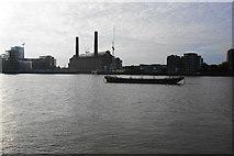 TQ2677 : Chelsea waterfront by Bill Boaden