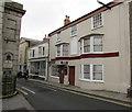 SW7834 : Penryn Barbers, Penryn by Jaggery