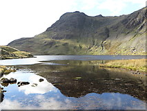 NY2807 : Harrison Stickle by James Wood