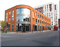 TQ2081 : Woodward Hall, Imperial College, bar and gym by David Hawgood