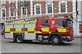 SK7953 : Fire engine by Bob Harvey