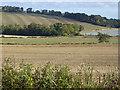 NT9058 : Berwickshire landscape by Oliver Dixon